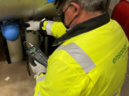 Tilstandskontroll damp- og kondensatsystem